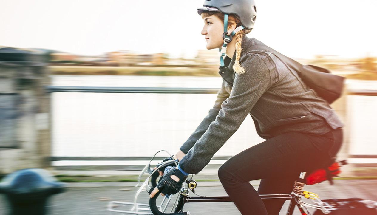 cykel miljøvenlighed
